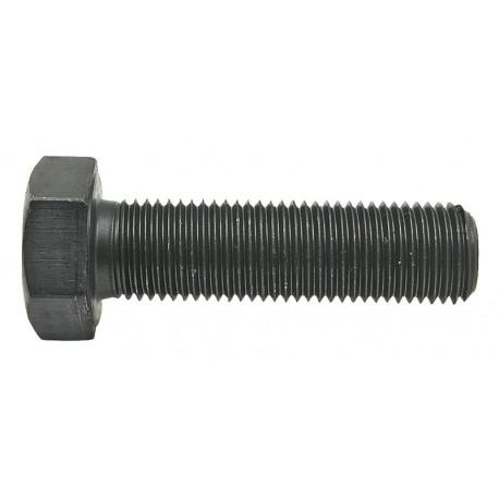 02 Zeskantbout M10 × 1 × 25 mm per 200 zwart 10.9 voldraad