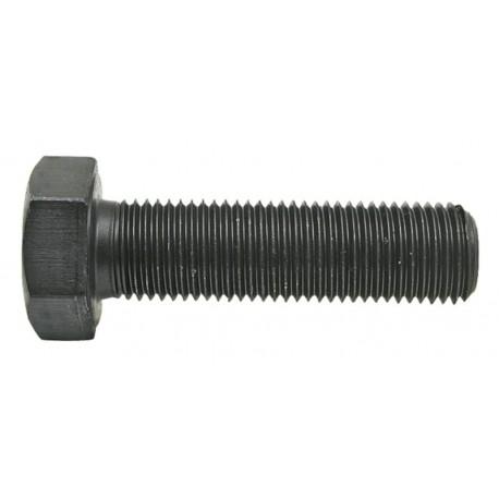 06 Bout M10  x 1.00 x 60 mm lang 10.9 zwart