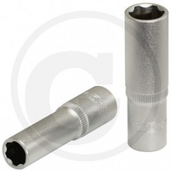 "KS Tools 3/8"" SUPERLOCK-Dopsleutel, lang, 12 mm"