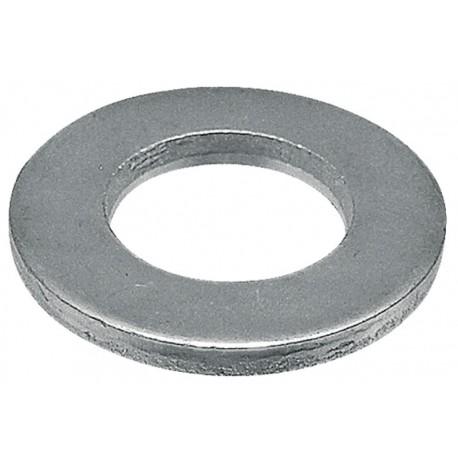 07 Vlakke sluitringen 8.4 mm kunststof per stuk