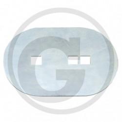 04 GRANIT Montageplaat maat 1
