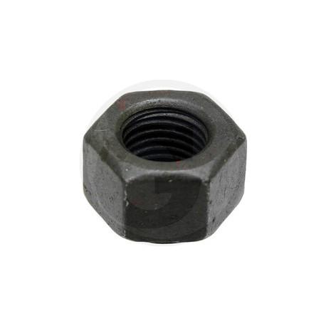 21 Zeskantmoer M33 x 2 mm 8.8 zwart per stuk