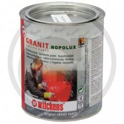 04 Nopolux verf kleur Zetor rood in 750 ml blik
