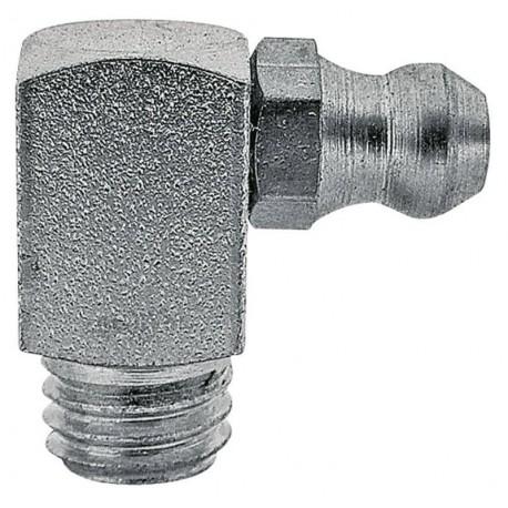 01 Vetnippel 90 graden M8 x 1.25 mm
