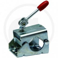 08 SIMOL klemhouder voor buis 60 mm knevel opklapbaar