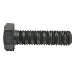 01 Bout M12 x 1.50 x 30 mm lang 10.9 zwart