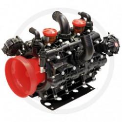 01 GRANIT Pumpe AR 500 bp Twin AP C/C