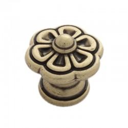 12 knop bloem 30 mm