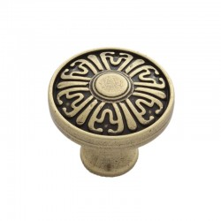 13 knop rond 31 mm