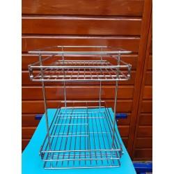 1 keuken rek soft close breed 32 cm voor onderkast