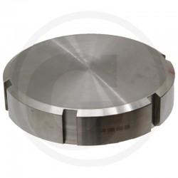 03 Koppeling melkleiding 100 mm rvs
