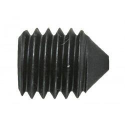 04 Inbusstelbout 10 x 25 mm met punt