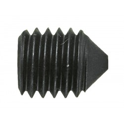 06 Inbusstelbout 12 x 40 mm met punt