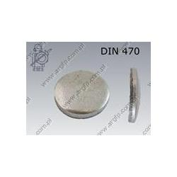 Sealing washer  8    DIN 470