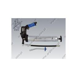 Grease gun DRP30  +110/G+340/GLN M10×1  zinc  AN 537