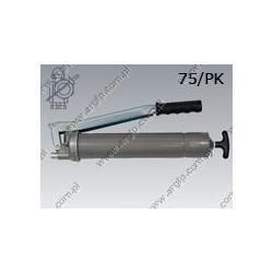 Grease gun 75/PK  M10×1  silver