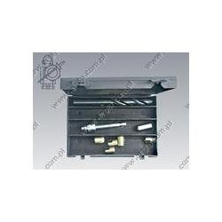 Self-tapping insert, slotted  kit (5) M10×1,5    AN 67