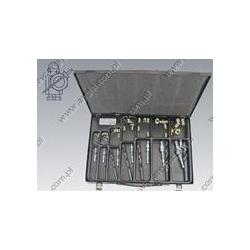 Self-tapping insert, slotted  kit (5) M 3-M12    AN 62