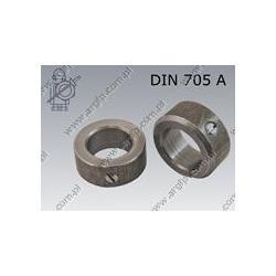 Adjusting ring  12    DIN 705 A