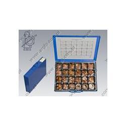 Sealling ring - kit  635 VPF 01    DIN 7603 A