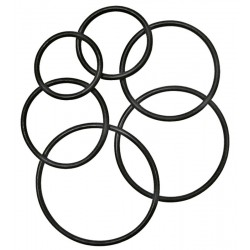 08 O-ringen 15.54 x 2.62 mm