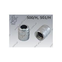 Nozzle  500/H M 9×1    AN 492