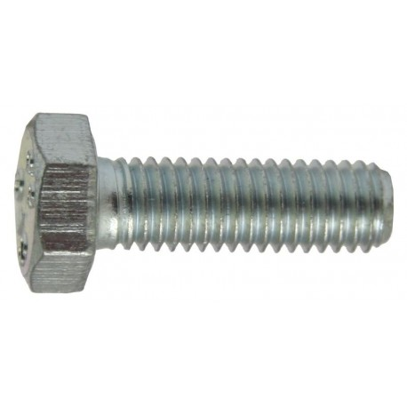 03 Zeskantbout M12 x 18 mm 8.8 per stuk