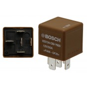 01 Schakel relais 12 volt 30 amp 5 polig maakcontact
