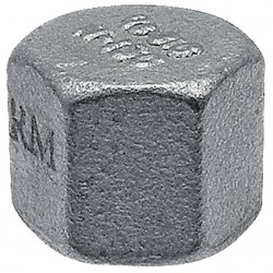 """01 Kap 1/8"""" zeskant met binnendraad"""