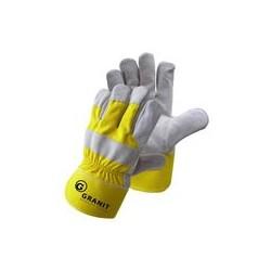 01 handschoenen rundleer