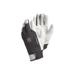 01 Generfd geitenlederen handschoenen Maat 8