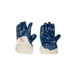 01 Handschoenen Blaustar Kleur blauw Maat 8