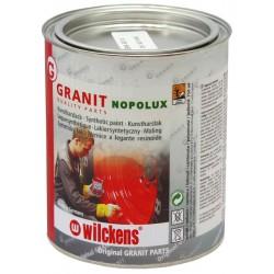 05 Kleur Gutbrod rood in 750 ml blik