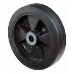 04 rubberwiel 160 mm